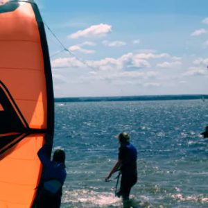 kurs kitesurfingowy hel - nauka kitesurfingu