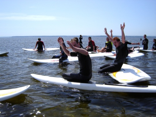 kursy kitesurfingowe i windsurfingowe