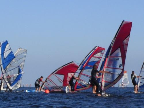 Kursy windsurfingowo-kitesurfingowe