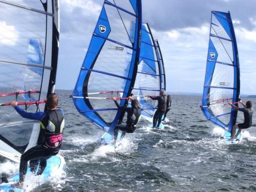 kursy windsurfingowe