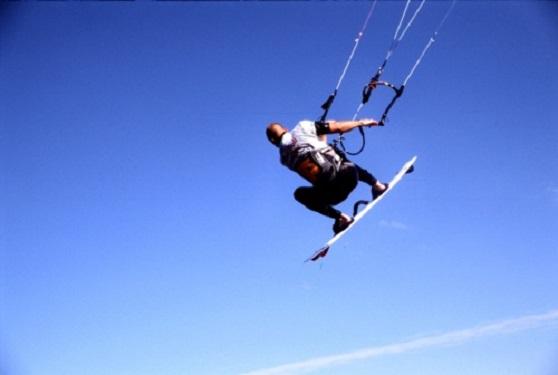 Obozy studencko-młodzieżowe kitesurfing